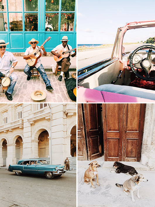 traveling through cuba with coast to costa tours. / sfgirlbybay