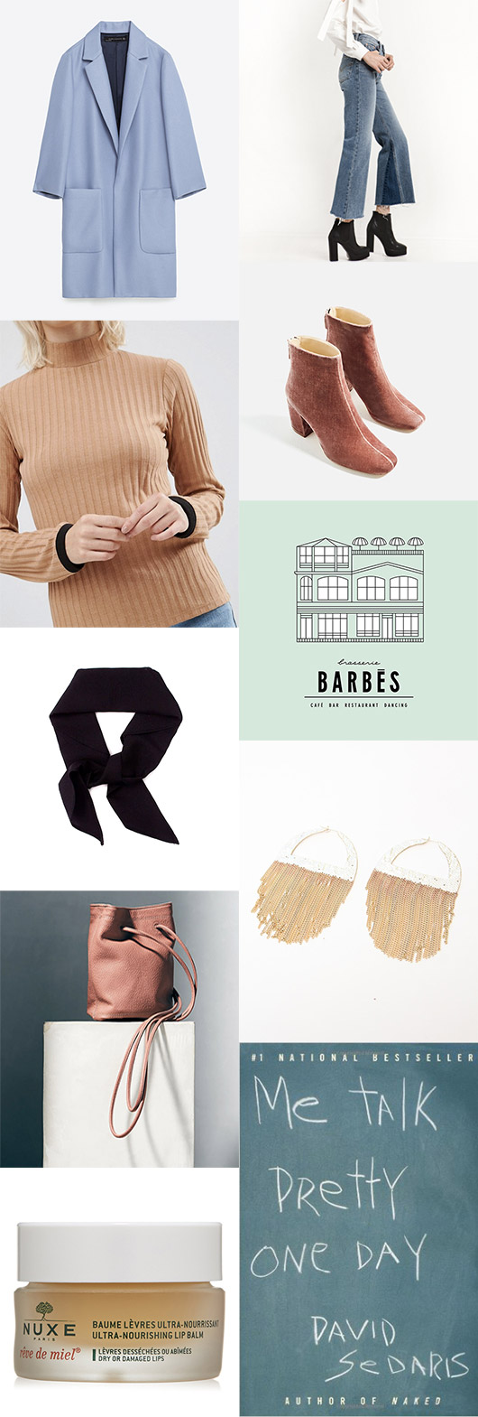 wear this there: brasserie barbès. / sfgirlbybay