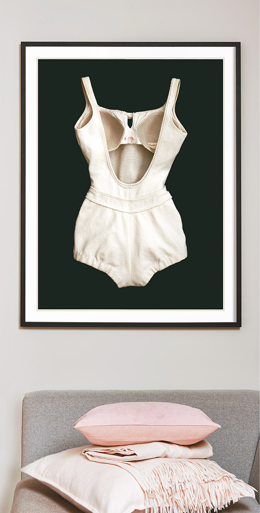 framed 34C permanent press editions art print. / sfgirlbybay