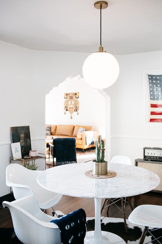 inside sophie carpenter's east LA home. / sfgirlbybay