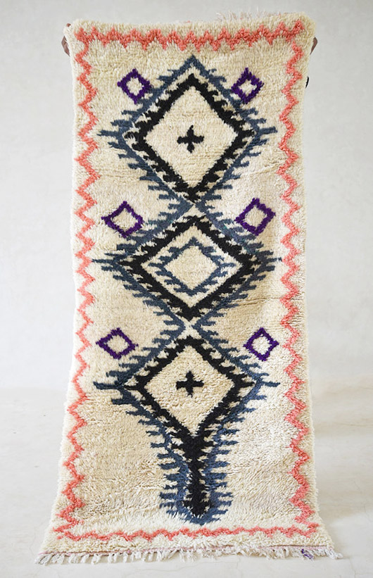 win a moroccan rug from the Pink Rug Co. / sfgirlbybay