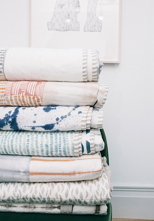 colorful rebecca atwood quilts. / sfgirlbybay