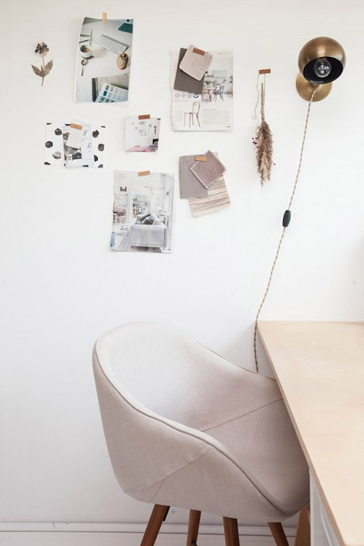 holly marder studio space. / sfgirlbybay