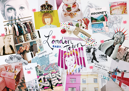 my minted 50 art collage. / sfgirlbybay