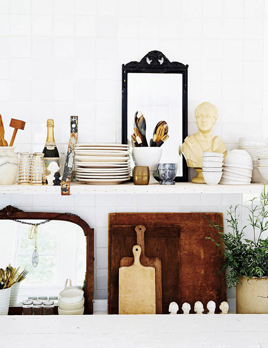 domino home tour of L.A. designer Leanne Ford. / sfgirlbybay