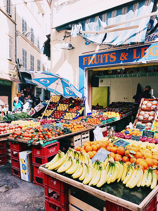 a guide to france. / sfgirlbybay