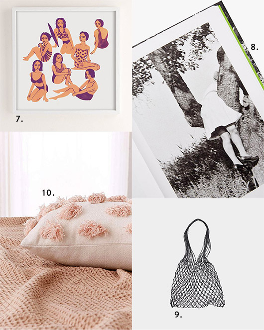 new & noteworthy accessories and decor. / sfgirlbybay