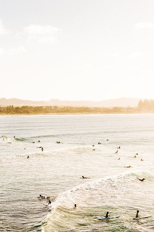 into the sea collection photographed by kara rosenlund at Byron Bay. / sfgirlbybay