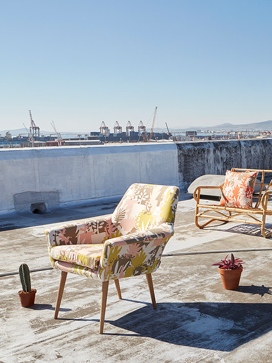skinny laminx furniture and textiles. / sfgirlbybay
