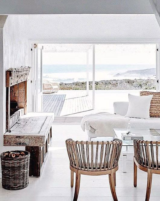 folding outdoor lounge chair adams adirondack stacking get the look: vintage modern surf shack. | sfgirlbybay