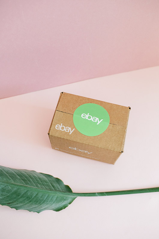 spring cleanout by selling items on ebay. / sfgirlbybay
