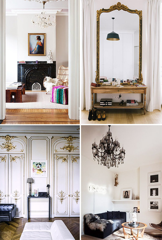 tall ceiling home decor inspiration. / sfgirlbybay