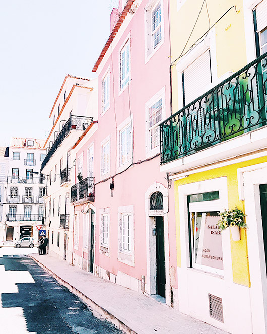 a lisbon travel guide. / sfgirlbybay