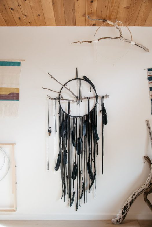 dreamcatcher wall hanging. / sfgirlbybay