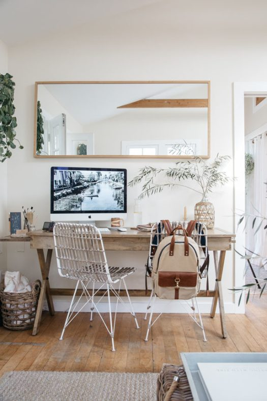 modern tiny home with space efficient design. / sfgirlbybay