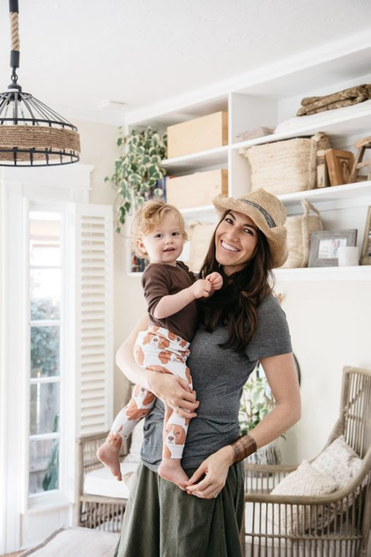 creative director whitney leigh morris, founder oftiny canal cottage. / sfgirlbybay