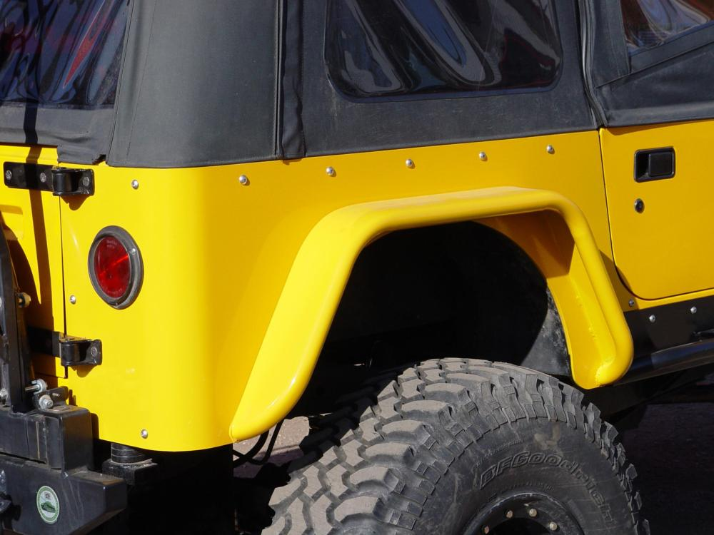 medium resolution of jeep cj fender flares w corner guards 3 6 inch flare 72 86 cj7 tnt customs