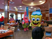 Spongebob' Bikini Bottom Breakfast