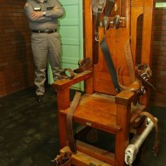 Florida Electric Chair Yellow Wheelchair Death Penalty System Is Unconstitutional South Times