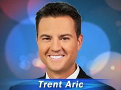 Trent Aric WPLG Local 10 Meteorologist
