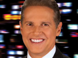 Antonio Mora WFOR CBS4 anchor for CBS Miami