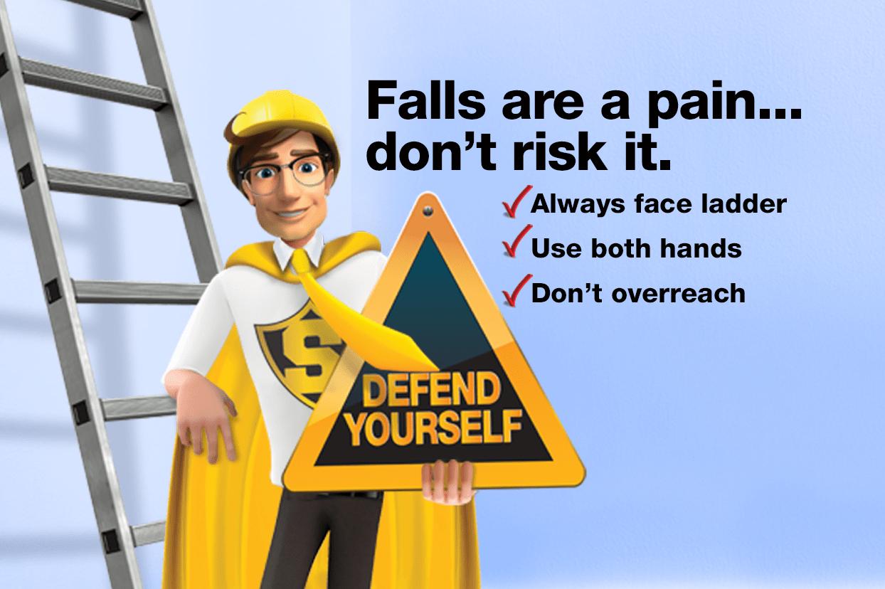 ladder safety resources sfm mutual