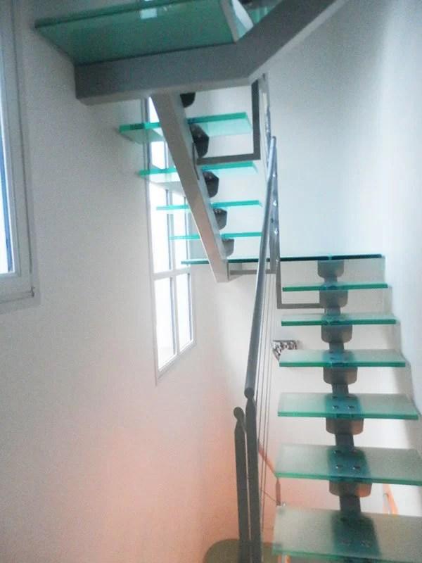 escaliers, garde-corps et rampes métalliques