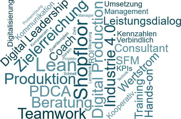 Kompetenzen von Dr.-Ing. Christian Hertle: Training, Consulting, Digitalisierung, Digital Leadership, PDCA, Lean Production, Digital Production, Digital Leadership, Industrie 4.0, Wertstrom, Leistungsdialog, Shopfloor Management, Shopfloor Kennzahlen