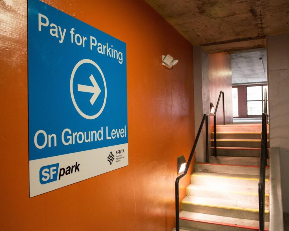 Parking Access Revenue Control Systems Sfmta