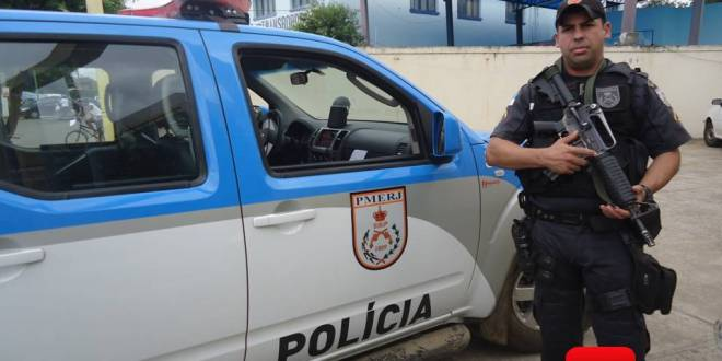 polícia militar arma 67