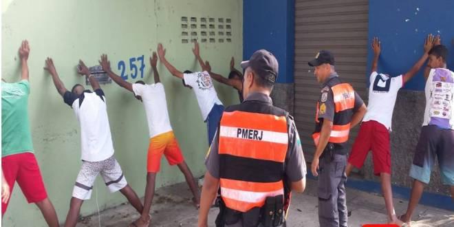 detidos operação