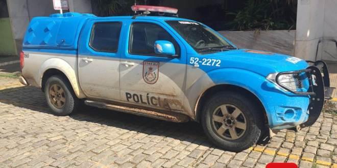 gat polícia militar pádua
