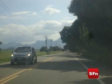 veículo estrada 1