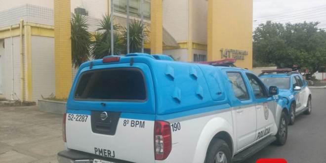 POLÍCIA MILITAR DELEGACIA SÃO FIDÉLIS 3