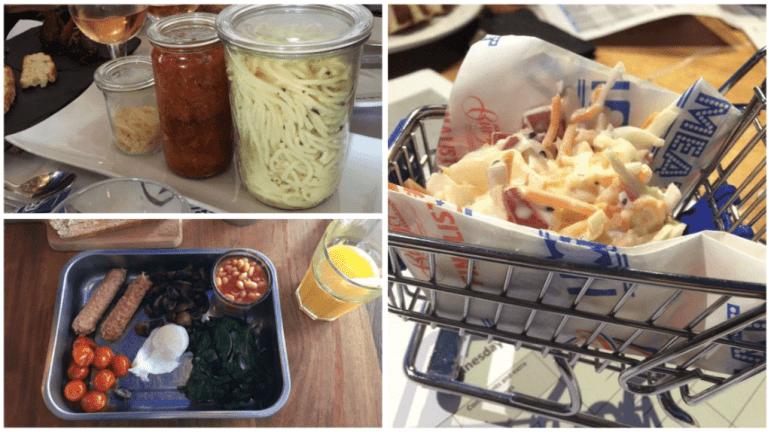 hipster food vaisselle Fini, ton assiette : vers la fin de la vaisselle ?