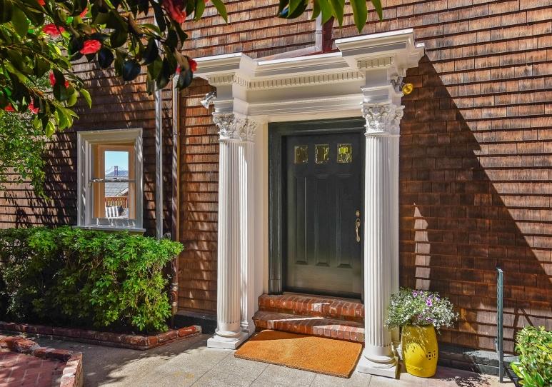 2511 Baker Street  San Francisco Properties  luxury