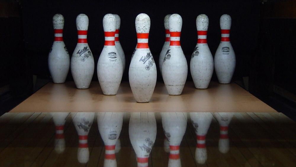medium resolution of pin drop new bowling alley