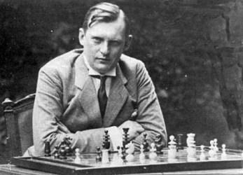 Grandmaster Alexander Alekhine