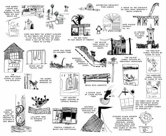The Portola Map · San Francisco School
