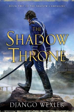 The sequel to The Thousand Names, The Shadow Thrones comes out on July 2.  Pre-order now!
