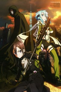 The fact that Kirito's avatar in GGO looks like a girl is, sadly, a plot point.