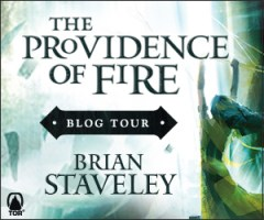 The Providence of Fire blog tour button (2)