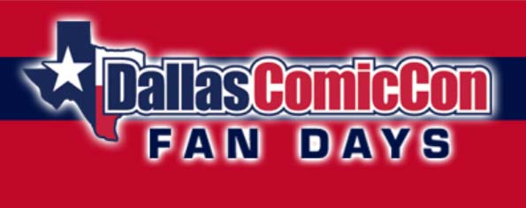 Dallas ComicCon fan days