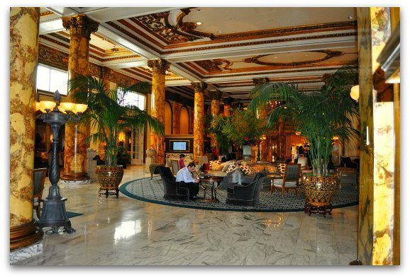 Fairmont Hotel in San Francisco  Luxury Lodging in SF