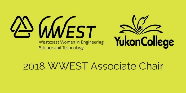 nserc chair design engineering ashley furniture kitchen table and chairs yukon college s alison anderson selected to champion stem diversity in territory westcoast women science technology simon fraser