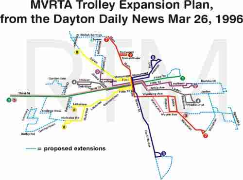 small resolution of dayton planned extensions map ii