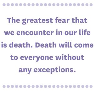 Meaning of Death – San Fernando Valley Hongwanji Buddhist Temple
