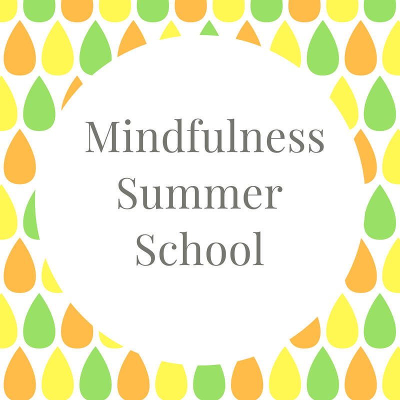 MIndfulness Summer School