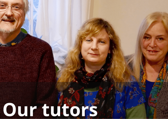 Our Tutors Homepage Image