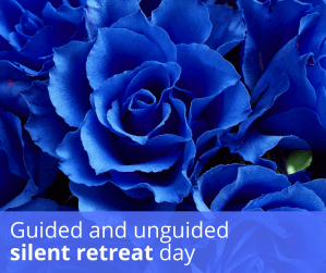 Guided and unguided silent retreat day
